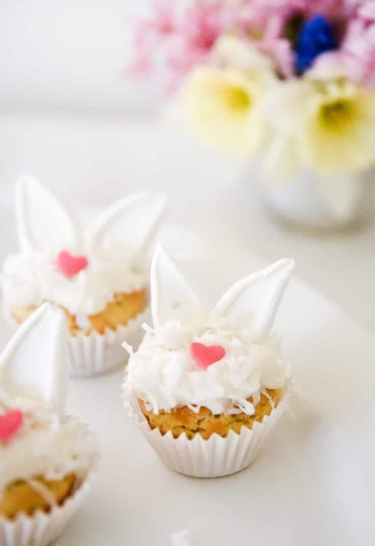 Darling Easter Bunny Sugar Cookies