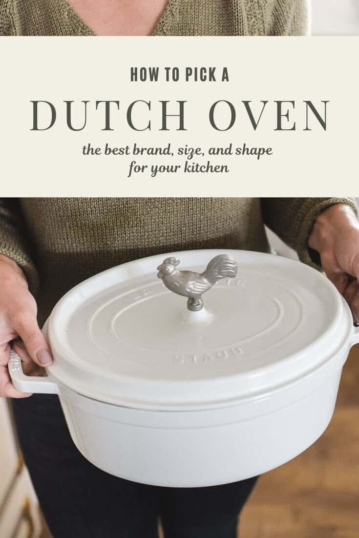 Looking for a Dutch oven for your kitchen? Here's a full review of the best Dutch ovens on the market!