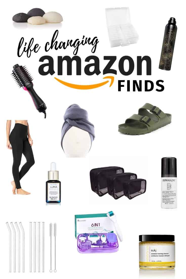 We all have some Amazon favorites don't we? These are the best things to buy on Amazon according to my besties!