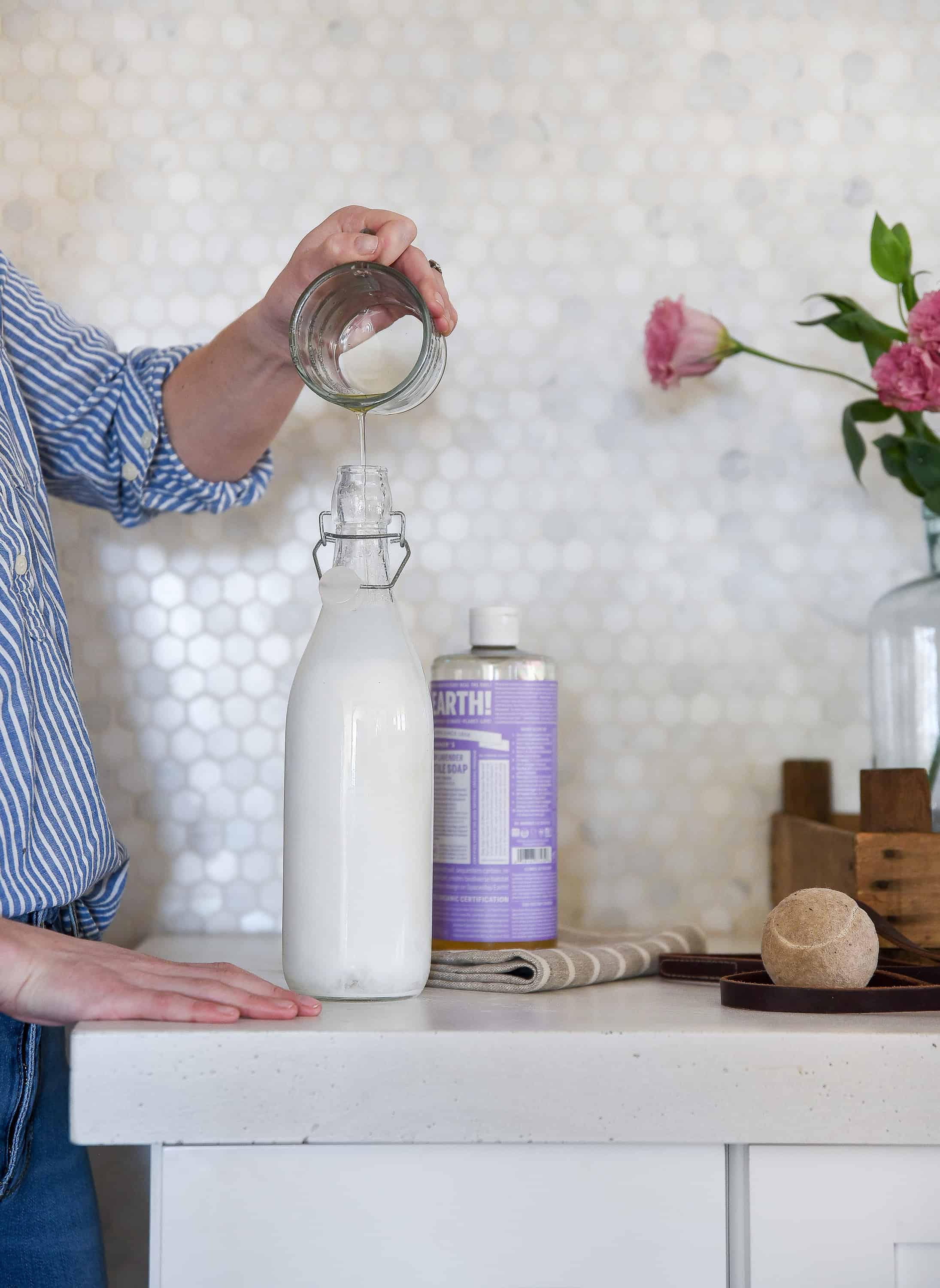Castile soap is one of the oldest known soaps, yet continues to innovate the way we clean our homes today! You can use this simple all-natural soap to clean nearly anything in your home!
