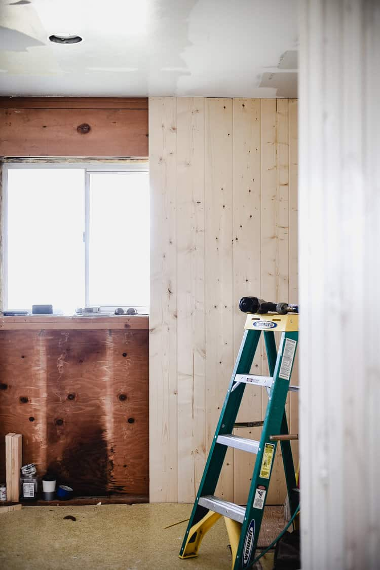 Hello! How was your week? If you missed last week, let me fill you in a little bit…We are currently remodeling our laundry room in partnership with my friends at The Home Depot, and we have less than 30 days to wrap up the project.