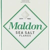 Maldon Sea Salt Flakes, 8.5 ounce Boxes (Pack of 2)