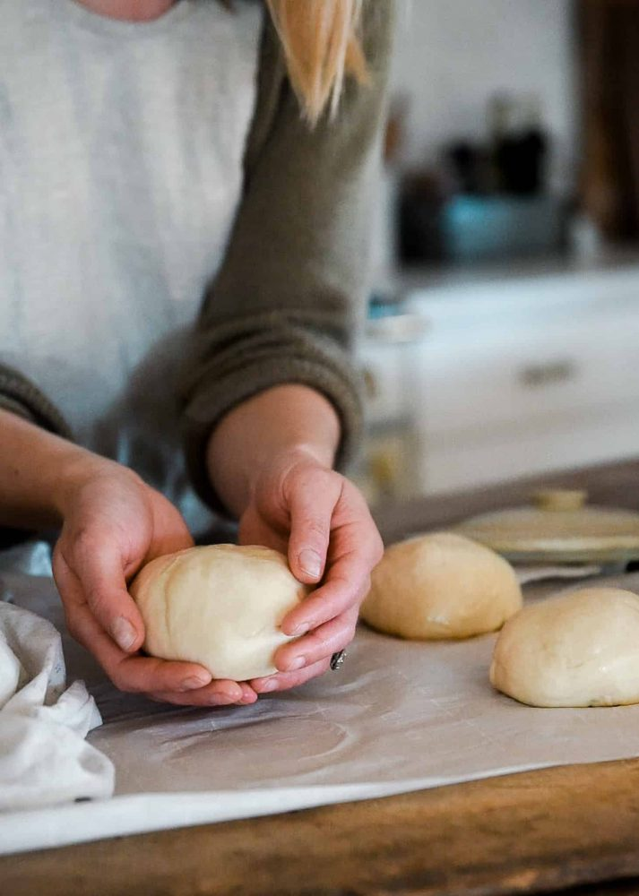Simple Homemade Pizza Dough