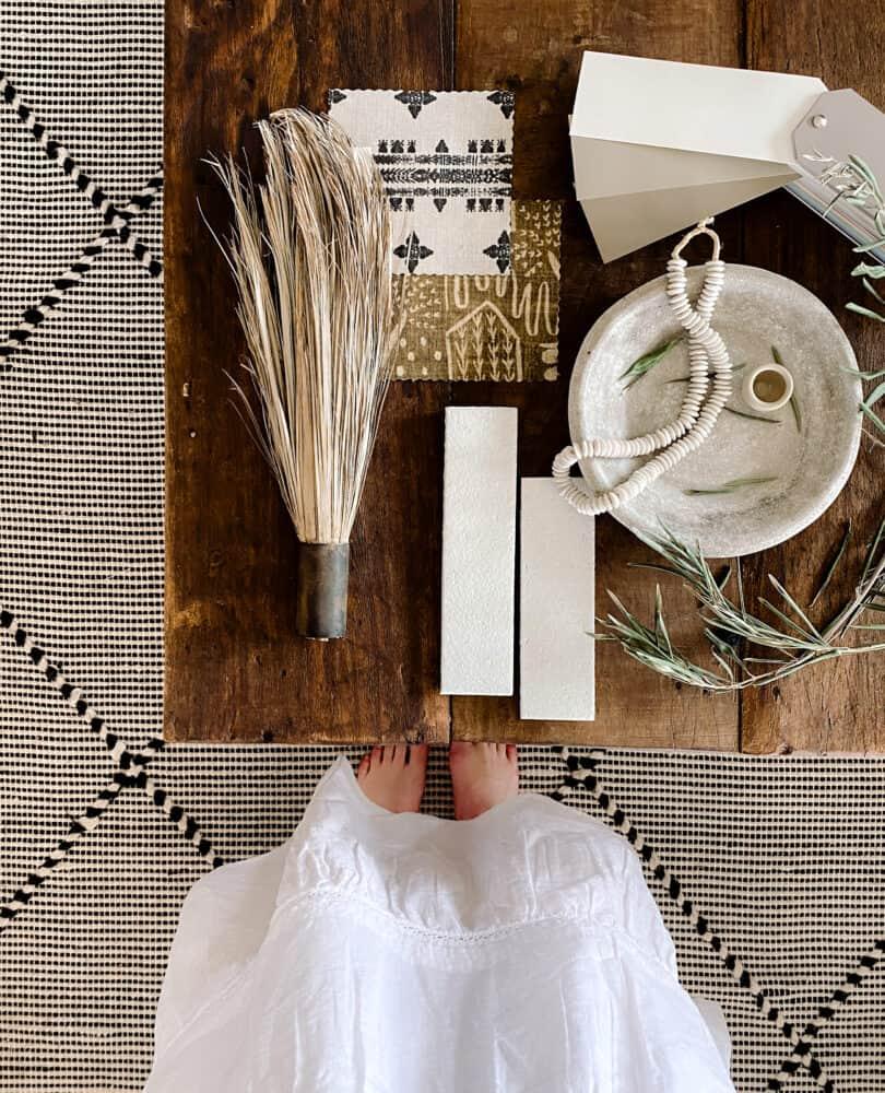 Organic Modern Bedroom Design Inspiration - Light & Airy Bedroom