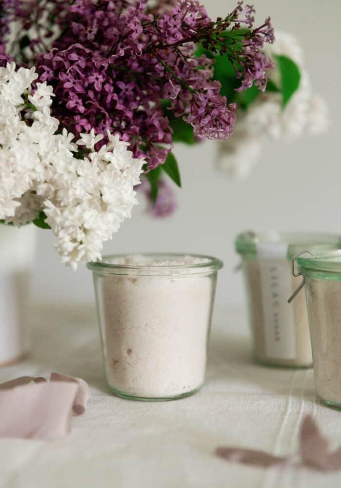Lilac Sugar Recipe